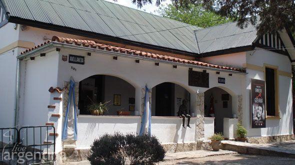 Casa Museo Che Alta Gracia