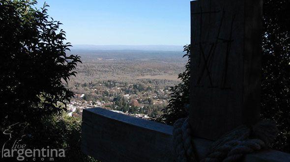 Cerro Via Crucis Santa Rosa de Calamuchita