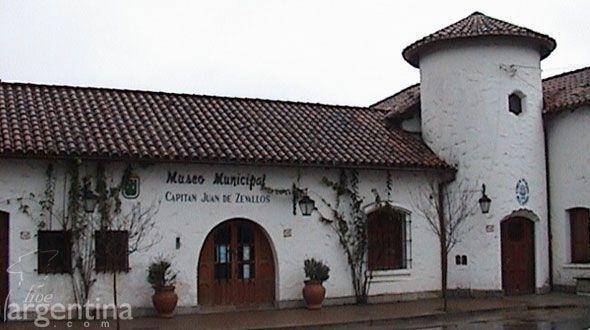 Museo Zevallos Valle Hermoso