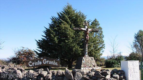 Cristo Grande Villa General Belgrano