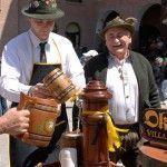Mucha Cerveza en Oktoberfest