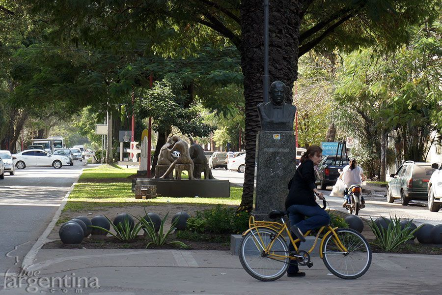 Avenida Sarmiento