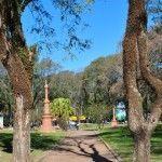 Recorriendo el Parque Mitre