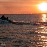 Pescando en el Parana