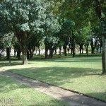 Plaza en Gualeguay