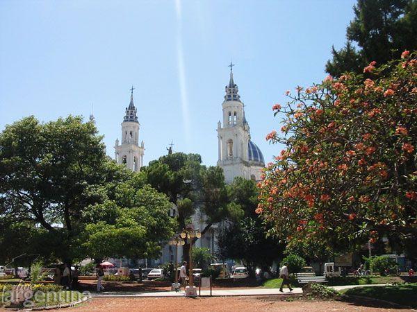 Plaza Primero de Mayo Paraná