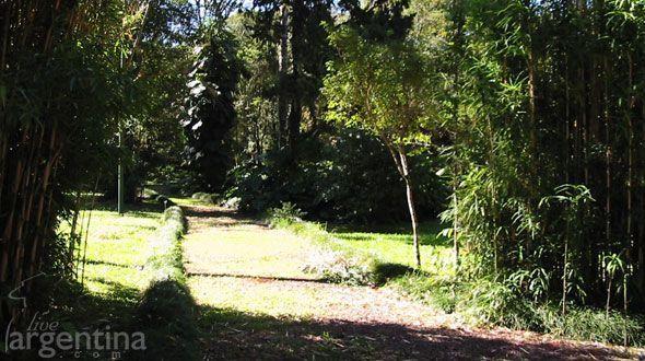 Parque Juan Vortisch Montecarlo