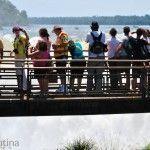 Pasarela Garganta del Diablo Parque Nacional Iguazu