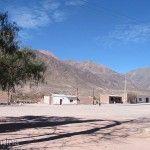 Casas y Ruta Nacional 9