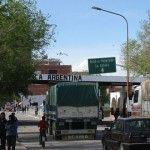 Del otro lado Villazon, Bolivia
