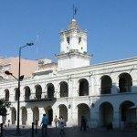Museo Histórico del Norte, Cabildo de Salta