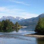 Río Carrileufu y Lago Cholila