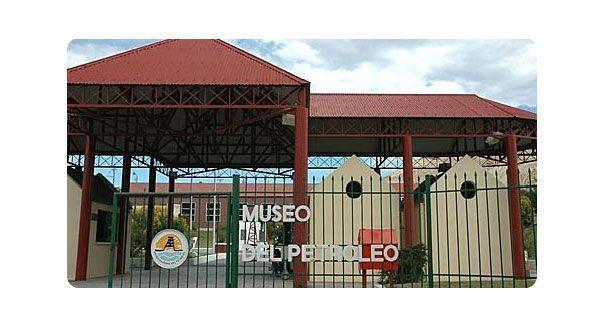 Museo del Petroleo Comodoro Rivadavia