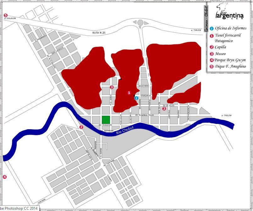 Mapa de Gaiman