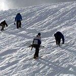 Esquí en Batea Mahuida