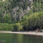Playa Lago Lacar