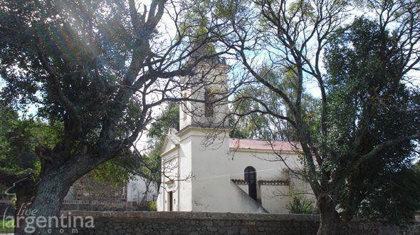 Iglesia San Vicente Ferrer Agua de Oro
