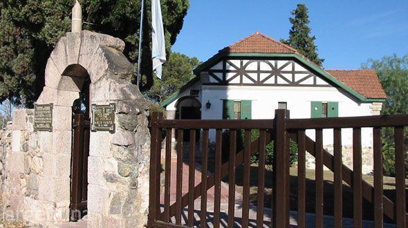 Casa Museo Falla Alta Gracia