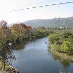 Río Cosquin y Sierras