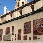 Basilica Nuestra Señora de la Merced Mural