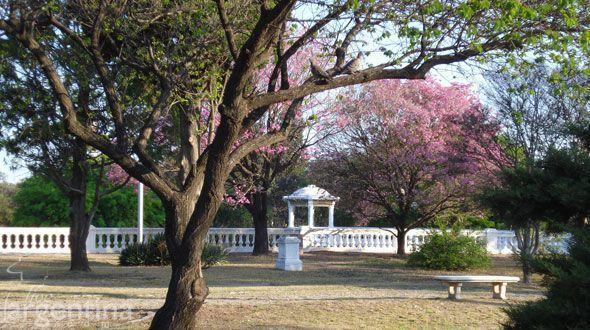 Parque Sarmiento Cordoba