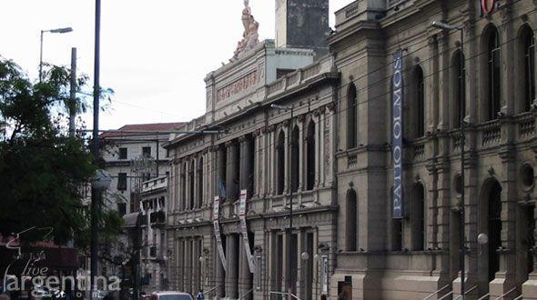 Teatro San Martín Cordoba