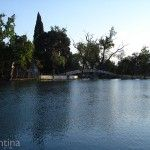 Lago Parque Sarmiento