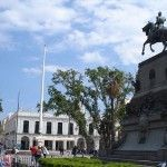 Plaza San Martín Monumento