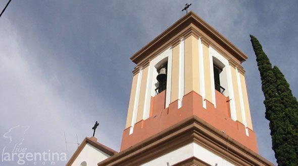 Iglesia Nuestra Señora del Rosario Cosquin