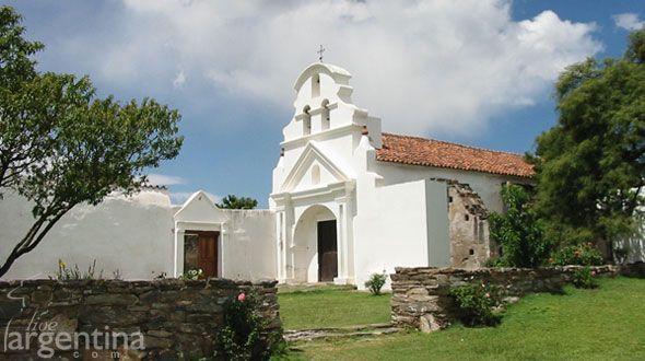 Estancia Jesuitica La Candelaria