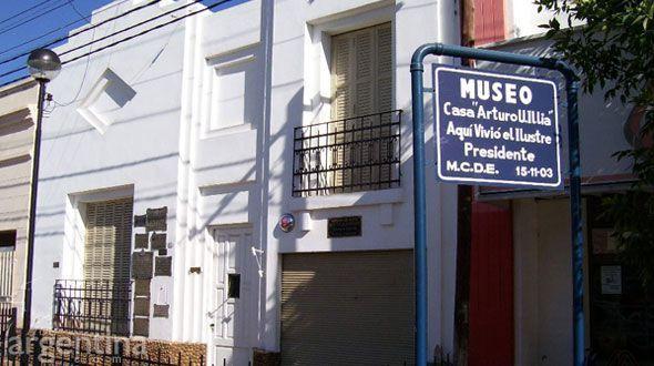 Museo Illia Cruz del Eje