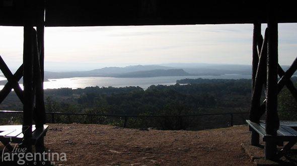 Mirador Cerro Pistarini Embalse