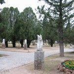 Esculturas en Nono