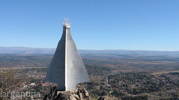 Cerro de la Virgen Villa General Belgrano