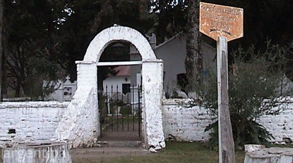 Capilla La Merced Villa Giardino