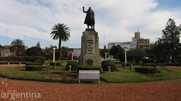 Tres Plazas Villa María