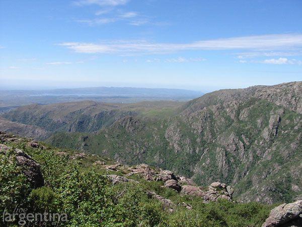 Parque Nacional Condorito