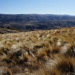 Atardecer en el Parque Nacional Quebrada del Condorito