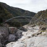Puente Río Condorito en el Parque Nacional Quebrada del Condorito