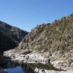 Río Condorito y Quebrada