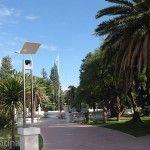 Plaza Alvear y Mastil