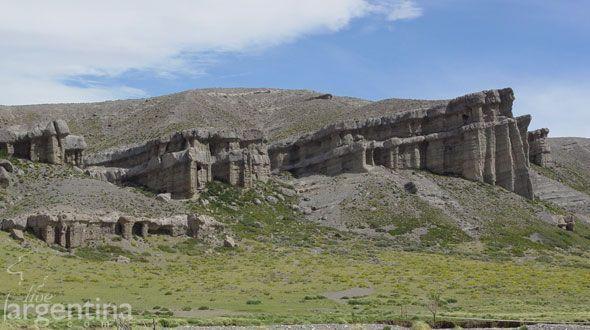 Castillos de Pincheira Malargüe