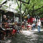 Cafe en la Peatonal