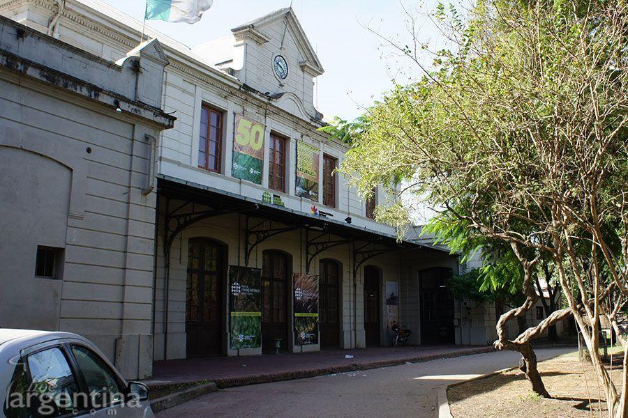 Antigua Estación y Museo Ciencias Naturales