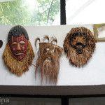 Mascaras en Fogon de los Arrieros