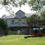 Estación del Ex Ferrocarril Santa Fé – Resistencia