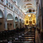 Adentro Catedral de Corrientes