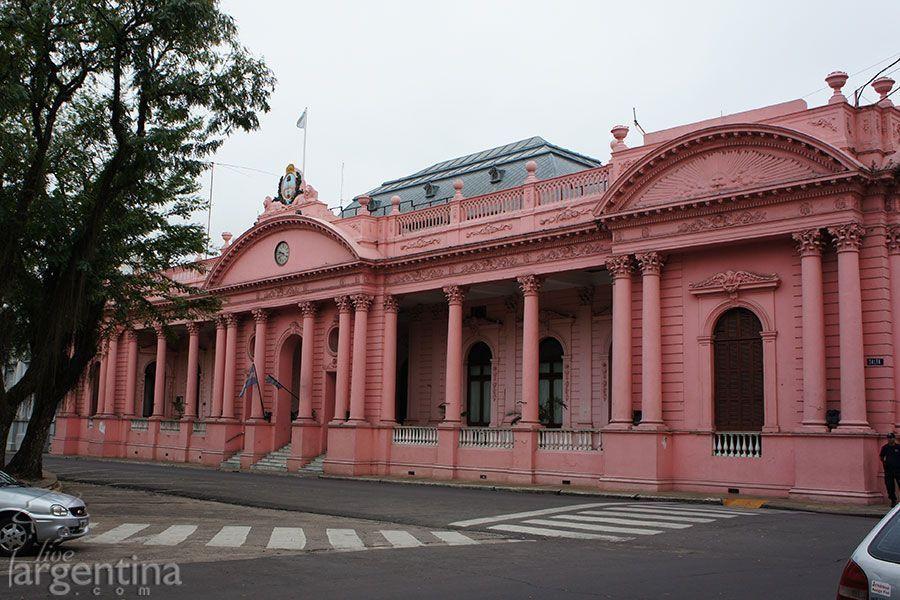 Casa de Gobierno Alrededores de Plaza 25 de Mayo