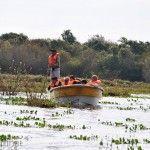 De Excursión por LagunaI bera Lado Río Miriñay