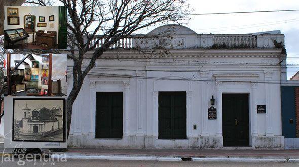 Museo de la Ciudad Escribano Armando Martinez Rolon